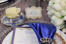 king&queen theme