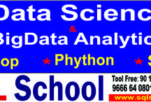 Hadoop, R Studio, Python, Scala, Machine Learning, Tableau, Excel and more..!