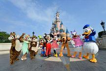 Disneyland / #Disneyland #Paris #Freizeitpark #Mickey Mouse
