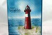 High Tide stamp set