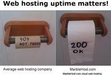 Web hosting jokes / Web hosting and internet marketing jokes.