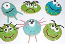 Children's baking ideas / Biscuits