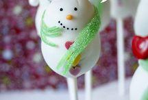 Christmas bakings