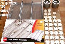 Kitchen Organisation Inspo