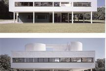 Oeuvres de Le Corbusier