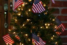 American Flag Deco / Most beautiful one of all!!!