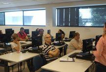 Cursos Redes Sociales sep/oct / Fotos del curso de #RedesSociales organizado por PYME UP, impartidos en la Universidad de Alicante los días 29/09, 06/10 y 13/10.