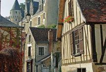 L'Anjou et la Touraine