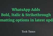 Tech Tunes / Technology