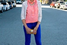 Fashion for work / by Tami Plummer