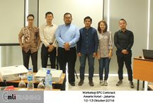 Workshop EPC Contract 12-13 Oktober 2016