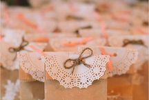 Wedding favors / Wedding