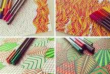 Stylo art - Doodles - Zentangle