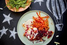 Family Favourites & Cooking With Kids / Our favourite quick & simple seasonal recipes that'll get the whole family beaming around the dinner table. Perfect for your little chefs to get involved with too!