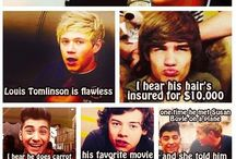 One direction funnies