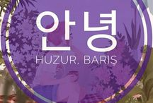 Learn Korean with Kyung-eun / Kyung-eun ile Korece Öğren