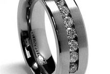 Wedding Rings / Rings and Wedding Bands for those looking to get married or simply upgrade.