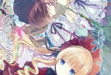 Rozen Maiden / The first anime I watched ♡
