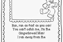 K Gingerbread/Christmas