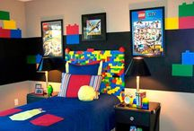 Dream - Boys Room / by Kristi @ Little Miss Scatter-Brain