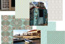 Quilt inspiration / Qu'est ce qui inspire les créatrices textiles