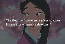 Frases de princesas de Disney
