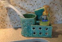 Ceramic in the kitchen