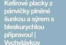 kefirove placky
