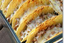 Tacos al horno