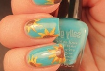 nail art ideas / by LILLIE DIAZ