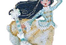 Winter Needlepoint