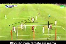 !! Estrategia Fútbol, Acciones Balón Parado ¡¡