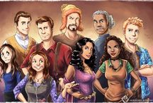 Firefly Goodness / Best show in the 'verse. One season.  Really?