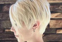 korte hårfrisyrer