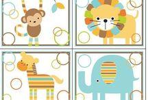 Bilder fürs Kinderzimmer