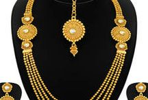 Outstanding Necklace Sets / Best collection of Necklace sets- http://bit.ly/1TEBMbt