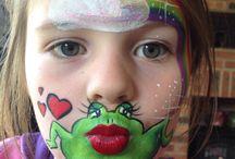 maquillajes de niña