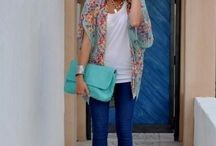 Spring style / What I think girls should wear in the Spring.