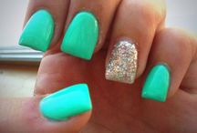 Nails...*