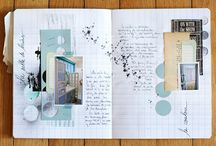 WORDS | Journal / Ideas and inspiration for layouts of journals