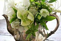 Flowers, arrangement flowers