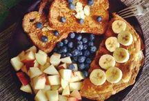 Breakfast / breakfast ideas, suggestions, recipes