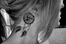 Dream Tattoos / by Mickenzie Carlyon