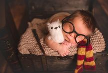 harry potter's newborn
