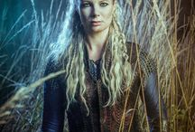 Lagertha from series Vikings style Armour / Photos by Antti Karppinen / Made by Bard & Jester Workshop / Special screen accurate style / Fan Art made