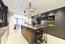 Kitchen Ideas / Some of Knoetze's top quality kitchen installations in Chelsea, Knightsbridge, Kensington and Reigate. London and Surrey. Let us inspire you! www.knoetze.co.uk