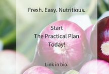 You're busy, your food doesn't have to be. / Healthy Eating Quick Vegan Meals Gluten free made easy Meals for the busy person Healthy Vegan