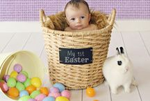 Easter photoshoot