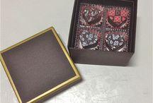Dias das Mãe  e dos namorados 2014 / Somos uma chocolateria que trabalha com chocolates artesanais finos de alta qualidade .
