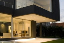 Modern Houses / by Dave Hill